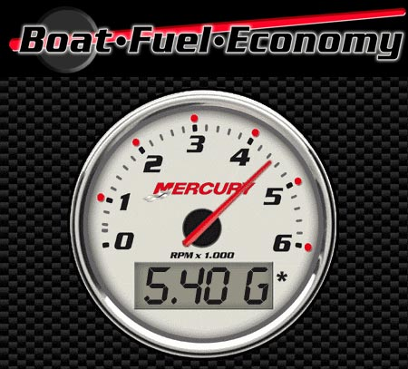 Chart Fuel Consumption Chart Yamaha Outboard Mercury