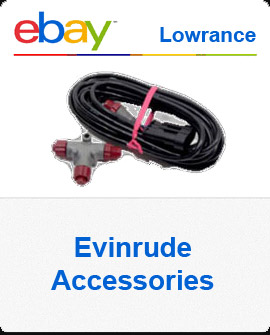 Lowrance HDS making Evinrude Engine Management easy!
