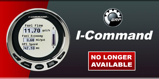 I-Command Evinrude Etec gauges for sale | ICommand | Evinrude