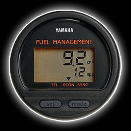 Yamaha multifunctional fuel managament for sale on