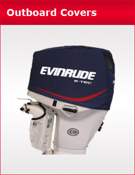 Evinrude Cowling Cover