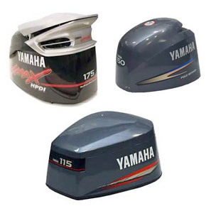Yamaha Outboard Cowling Replacement